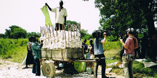 The price of cotton, 2005